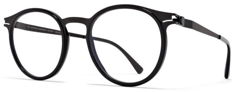 Das Bild zeigt eine Brille von Mykita aus unserem Store in Mannheim