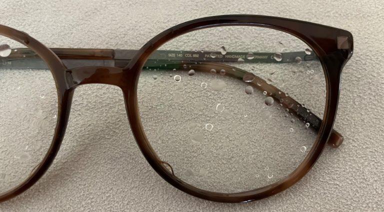 Wie reinige ich meine Brille richtig?